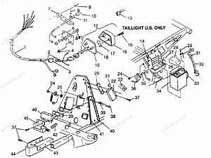Polaris Atv 1996 Oem Parts Diagram For Electrical