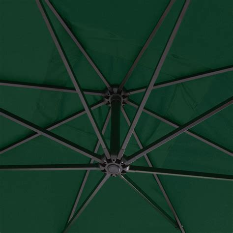 square patio umbrella with netting home outdoor decoration