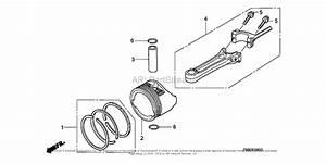 Honda Engines Gcv160la A2r Engine  Usa  Vin  Gjaea