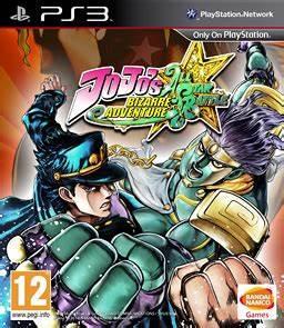 JoJo's Bizarre Adventure: All Star Battle - Wikipedia