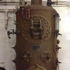 An Old Boiler At Cheetahs Gym  Hove