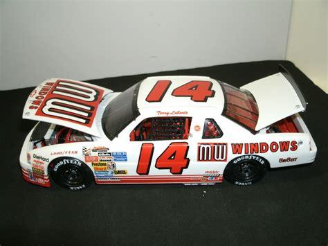 """""""texas"""" Terry Labonte's #14 Mw Windows 1994 Bgn White"""