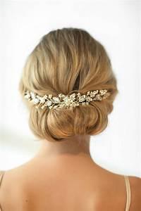 Bridal Hair Accessory Crystal Hair Swag Wedding Hair