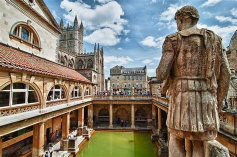 Get Back In Time And Enjoy These Spectacular Roman Baths