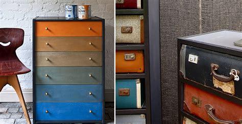 cassettiere originali 5 idee low cost per rinnovare vecchie cassettiere