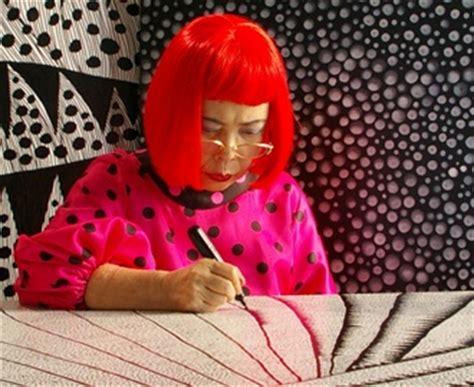 yayoi kusama  polka dot loving art legend  initially