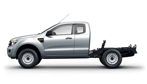 ford ranger xl 4x4 cab chas 43 390 data details specifications which car