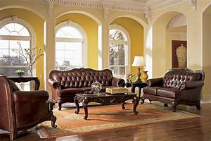 victoria traditional style living room With traditions furniture home decor