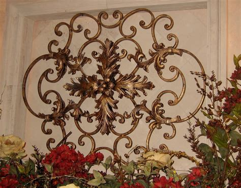stupefying wrought iron wall decor decorating ideas gallery in patio traditional design ideas