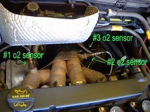 Ubicacion Del Sensor De Oxigeno Ford Focus 2005