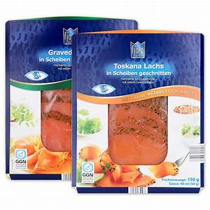 Graved Lachs Sauce : norma ihr lebensmittel discounter graved lachs toskana lachs transparente fischerei ~ Markanthonyermac.com Haus und Dekorationen