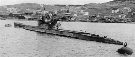 U Boats In The St Lawrence by Submarines Of The Royal Canadian Navy