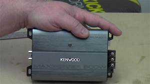 Kenwood Kac-m3001 - Out Of The Box