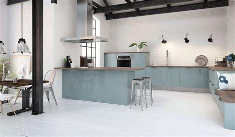cuisine l dix cuisines bleues à l 39 esprit grand large inspiration