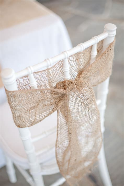 burlap bling wedding inspiration the sweetest occasion
