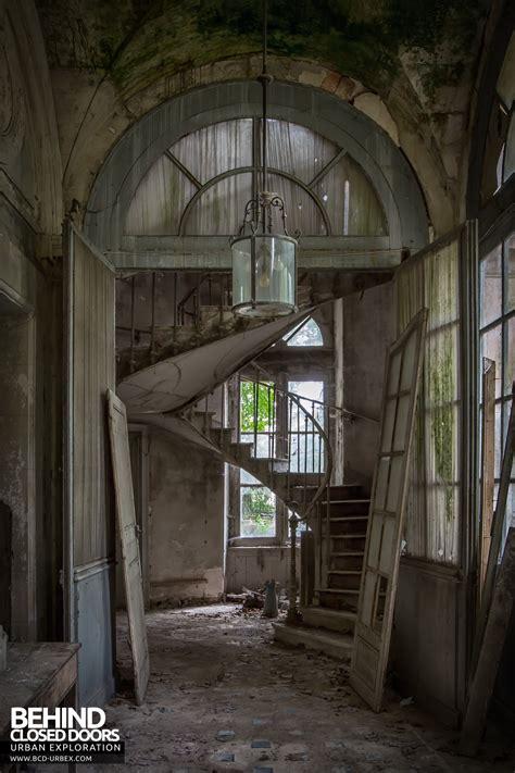 chateau bambi abandoned mansion france urbex