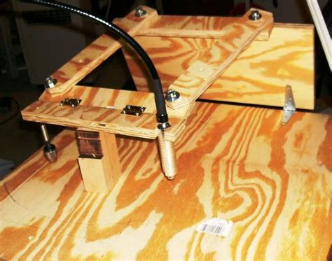 pantograph style carving duplicator page