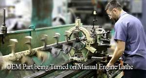 Manual Machine Shop In Kansas City Repairs Oem