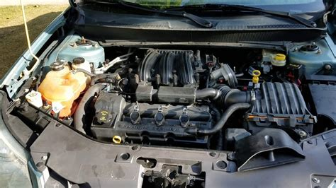 Chrysler 2 7 Water by Pcv Valve Chrysler 2 7 Engine