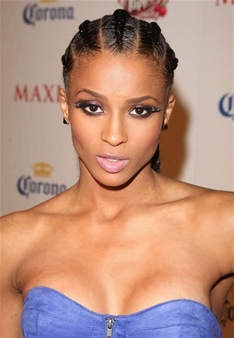 more pics of ciara braided hairstyle 2 of 18