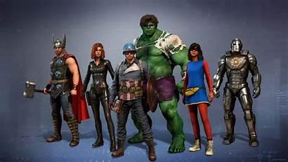 Avengers Marvel Order Pre Marvels 2021 Skins