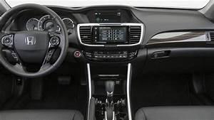 2017 Honda Accord Interior - YouTube