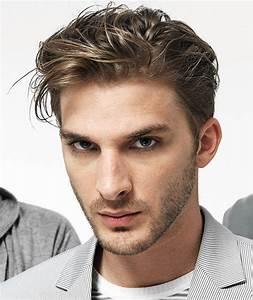 Coupe Cheveux Homme Long : coiffure homme cheveux epais mi long ~ Mglfilm.com Idées de Décoration