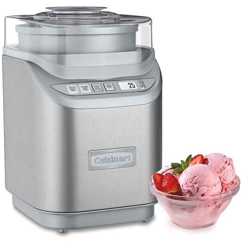 Cuisinart Ice70 Electronic Ice Cream Maker, Brushed. Dark Wood Floor Kitchen Ideas. Color Schemes For Kitchen Cabinets. Wood Countertops In Kitchen. Kitchen Floor Vinyl Ideas. Resurfacing Kitchen Countertops Diy. Colorful Appliances For The Kitchen. Vinyl Flooring For Kitchens Pictures. Bisque Colored Kitchen Appliances