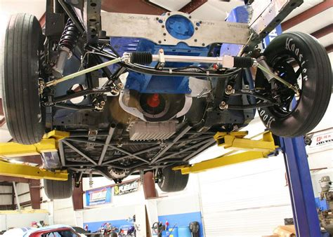 horsepower solutions mach  undercarriage