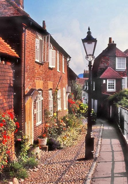 Rye East Sussex England