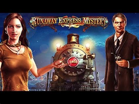 runaway express mystery pc game  gamefools