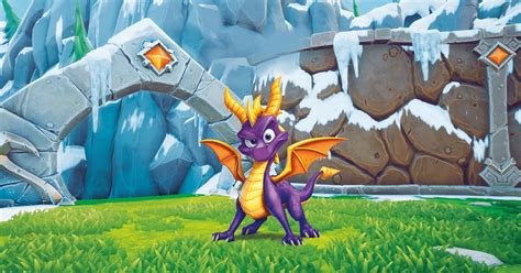Leak Spyro Reignited Trilogy For Ps4 Screenshots And
