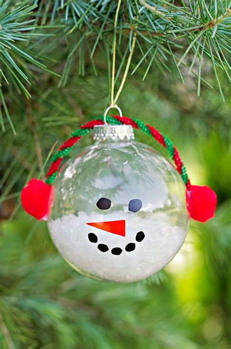 clear ornament decorating ideas preschool best 25 snowman ornaments ideas on diy ornaments diy ornaments and