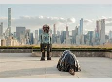 A SciFi Showdown at the Met Museum's Rooftop Garden The