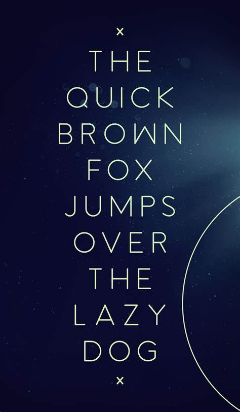 The Simple Font On Behance