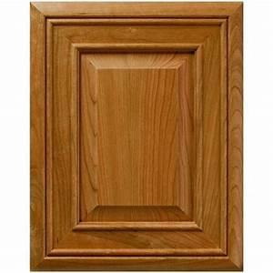 Custom Manhattan Nantucket Style Mitered Wood Cabinet Door