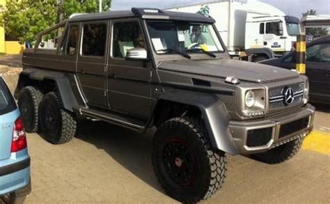 The car has also been upgraded with carbon fiber construction. G Wagon 6X6   Hot Wheels: Cars, Bikes, Trucks etc.   Pinterest