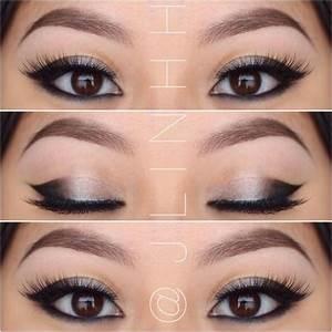 เทคนิคการแต่งตาสาวเอเชียให้สวยมีสไตล์ - issue247.com