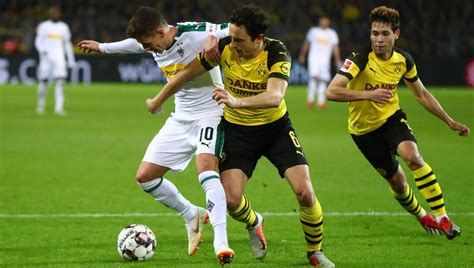 Monchengladbach vs Borussia Dortmund Preview: Where to ...