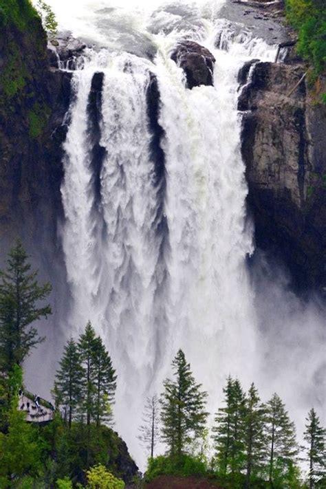 amazing view  cool waterfalls   world