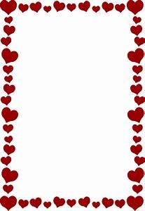 Free Clip Art Hearts Border - ClipArt Best
