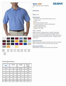Gildan 3800 Ultra Cotton Ringspun Pique Sport Shirt 7 27