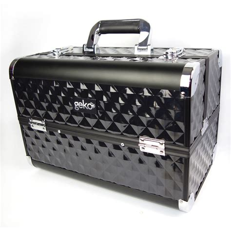 professional aluminium heavy duty beauty box  geko