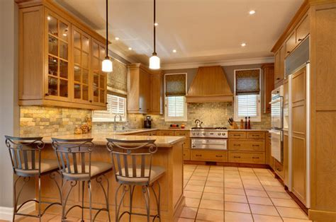 15 Lovely and Warm Country Styled Kitchen Ideas   Home