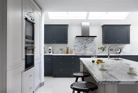 island design kitchen farrow downpipe and purbeck kitchen blackrock