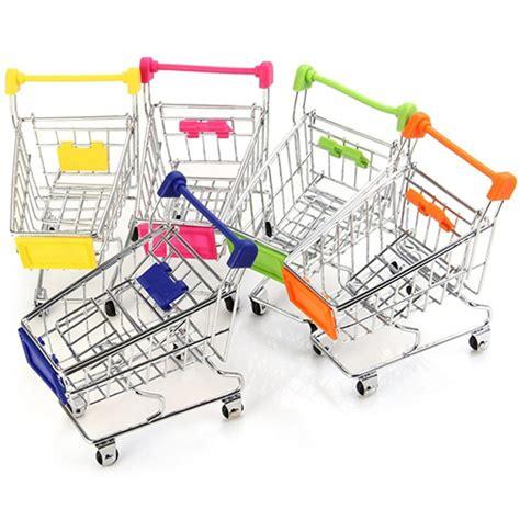 panier bureau supermarché chariot à mini panier de bureau de
