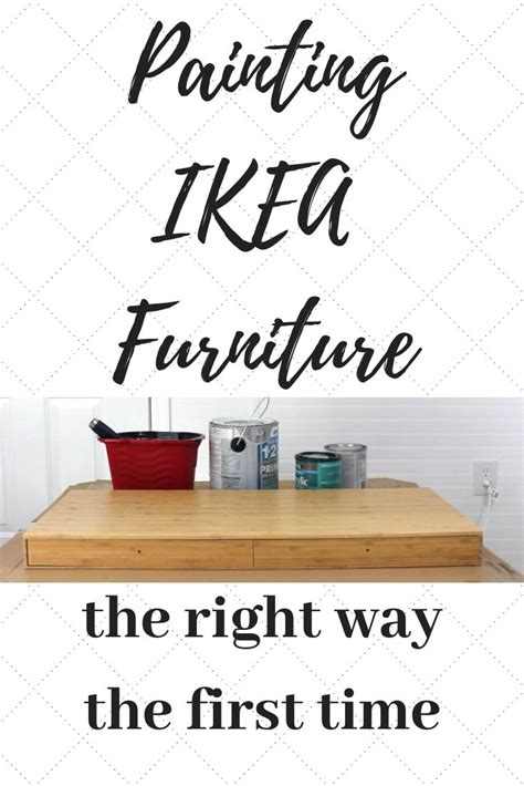 Can You Paint Ikea Furniture by Can You Paint Ikea Furniture Home Decor Diy Dagmar S