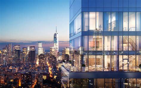 floor ls manhattan new york rupert murdoch purchases a four floor new york penthouse in the one luxuryestate