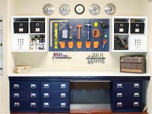 10 Garage Storage Hacks to Keep You Organized HGTV's