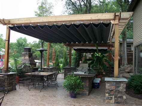 Add A Finishing Touch To Canopies And Pergolas